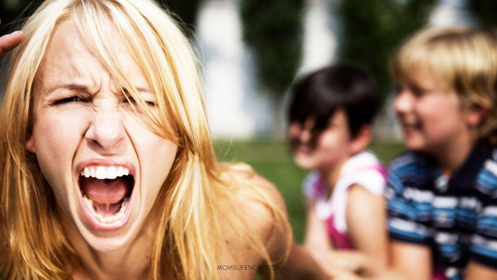 Kids Making You CRAZY?